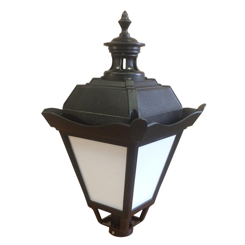 Купить уличные светильники для дома в Москве по низким